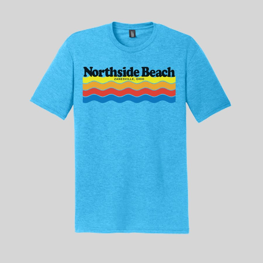 Northside Beach Tee